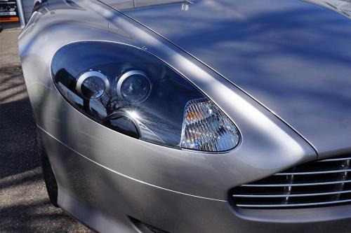 Aston Martin DB9 Scheinwerferschutz