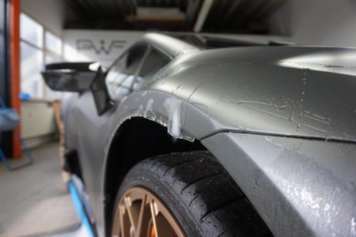 Lamborghini Huracan Kotflügel