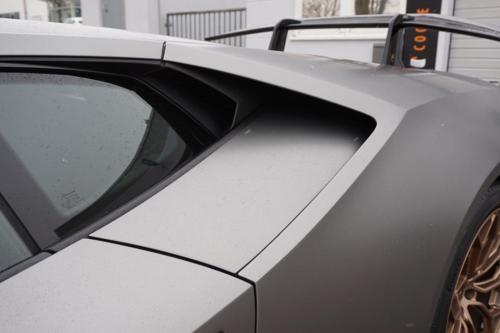 Lamborghini Huracan Lufteinlass