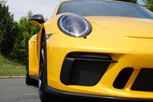 Porsche GT3 Frontstoßstange