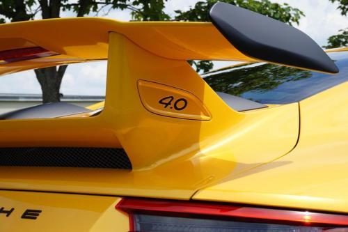 Porsche GT3 Heckflügel