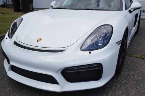 Porsche Spyder Frontstoßstange
